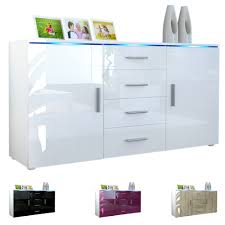 White Gloss Sideboards White Gloss Sideboard Sideboards Buffets U0026 Trolleys Mince His
