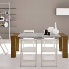 cs 4046 mistery extendable console dining table calligaris italy