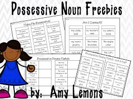 possessive nouns step into 2nd grade