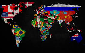 Old World Map Wallpaper by World Map Tagged With Continents Map Political Etc