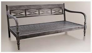 vintage bamboo daybed sofa at stdibs photo on astonishing retro