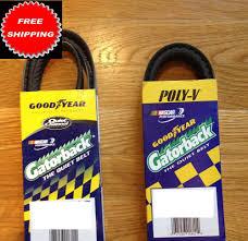 belts pulleys u0026 brackets for isuzu trooper ebay