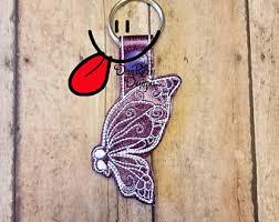 semicolon butterfly etsy