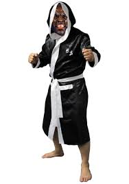 boxer costume rocky clubber lang robe