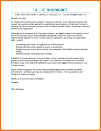 assistant cover letter 3 4 personal assistant cover letter moutemplate