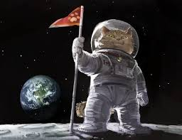 dj ogc space cat on the moon style