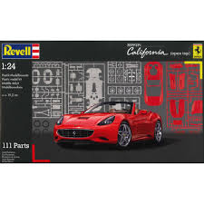 revell california in box review revell 1 24 scale california open top
