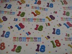 Amazon Gift Wrap Paper - 10 sheets cute female wrapping paper birthday giftwrap selective