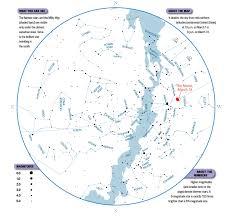 Fertile Crescent Map March Sky Fertile Crescent Moon Discovermagazine Com