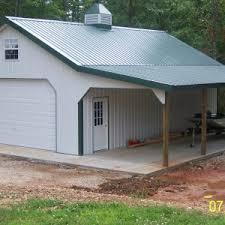 Barn Garage Doors Decor U0026 Tips Stunning Pole Barn House Plans With Garage Door And