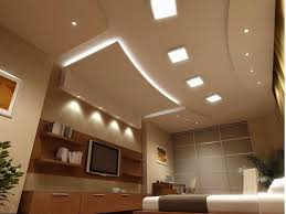Frosted Glass Kitchen Cabinets Dark Brown Color Wooden Table Showroom Interior Lighting Design