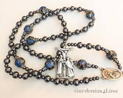rosary of the seven sorrows seven sorrows delores servite rosary