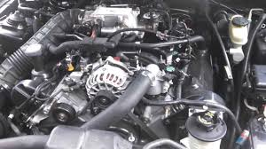 2000 Ford Gt 2000 Ford Mustang Gt Windsor Engine 5spd T 45 Tremec Trans For