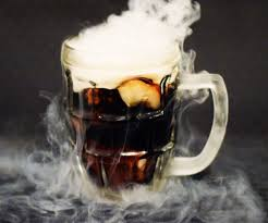 15 minute homemade dry ice root beer 3 steps with pictures