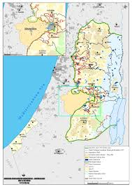 Jerusalem World Map by A New Chapter In The Israeli Colonial Project Jerusalem District