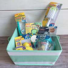baby shower gift basket home design ideas
