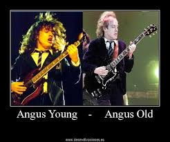 Acdc Meme - angus young old funny things pinterest ac dc musicians and