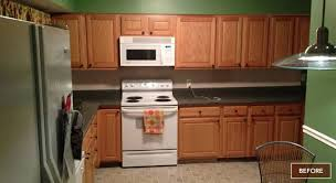 Old Kitchen Cupboards Makeover - outdated kitchen cabinets nrtradiant com