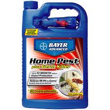 shop bayer advanced home pest plus germ killer 1 gallon insect