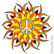 fascinating peace sign designs that give out a message