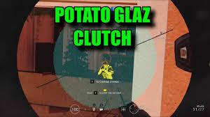 the sloppy glaz clutch rainbow six siege youtube