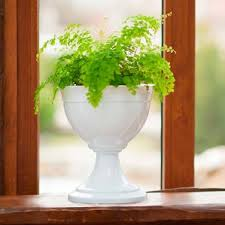 outdoor flower urns wayfair