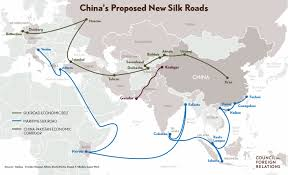 Map Of China And Taiwan by China U0027s Big Bet On Soft Power Council On Foreign Relations