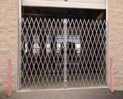 Security Garage Door by Commercial Garage Doors