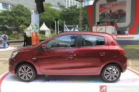 expander mitsubishi red first impression review mitsubishi mirage autonetmagz