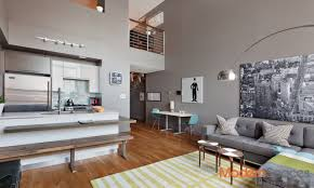 south facing loft home office duplex modernspaces nyc