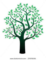 human tree stock vector 586379021