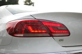 vw led tail lights 2013 volkswagen cc led tail lights motoring rumpus