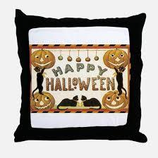 vintage halloween pillows vintage halloween throw pillows