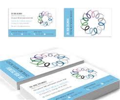 Medical Business Card Design 30 Professional Medical Business Card Designs For A Medical