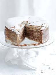 hazelnut mocha mousse cake donna hay cake recipes pinterest