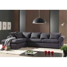 canap et gris canapé gris foncé canap lit regata gris fonc ici bas prix acheter