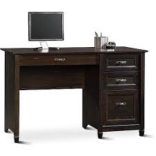 Small Computer Desks With Drawers Compact Computer Desk With Storage Homedecorshop Info