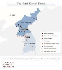 map us and korea what are korea s capabilities