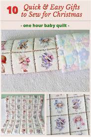 quick and easy gifts to sew for christmas easy gifts free