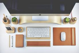 Dwell Office Desk Home Office Desk Design Ideas Executive Streamlined Wood And