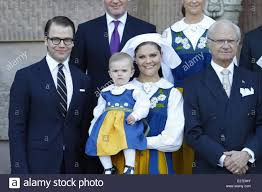 the swedish royal family celebrate sweden u0027s national day at the