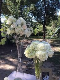 White Hydrangea Centerpiece by 91 Best Mississippi Wedding Florist Images On Pinterest
