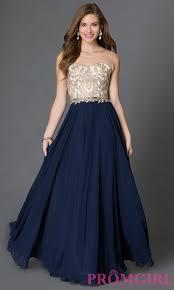 long sleeveless jeweled lace prom dress promgirl