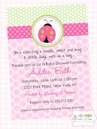 2 impactful ladybug baby shower invitation eysachsephoto com