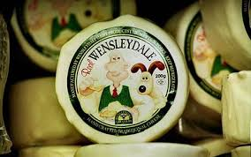 wallace gromit u0027s favourite wensleydale helps british food