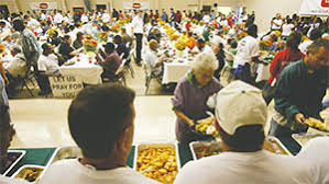 where homeless can get a thanksgiving meal daytona times