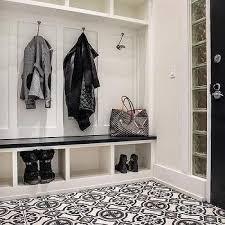 mudroom floor ideas gray mudroom floor tile design ideas
