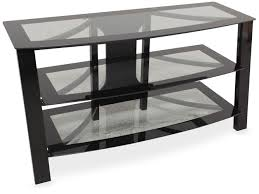 Sauder 3 Shelf Bookcase by Sauder Mirage Panel Tv Stand Mathis Brothers Furniture