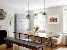How To Use Bench Seating In Your Dining Area Photos - Dining room table with sofa seating