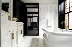 classic black and white bathroom idea 4 home ideas